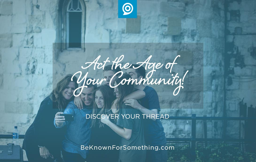 age, community