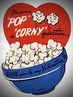 Valentines Day Corny