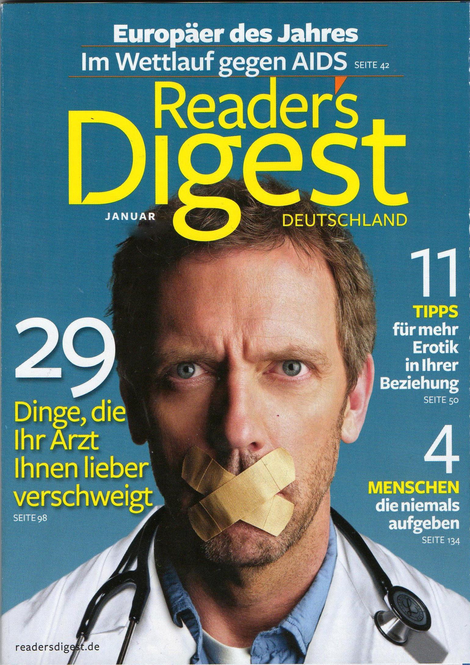 readers digest magzine 4 - HD1540×2178