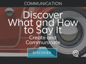 Discover What and How to Say it
