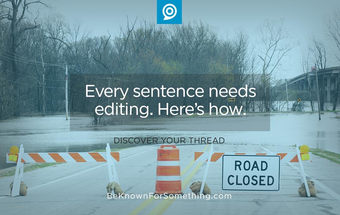 editing