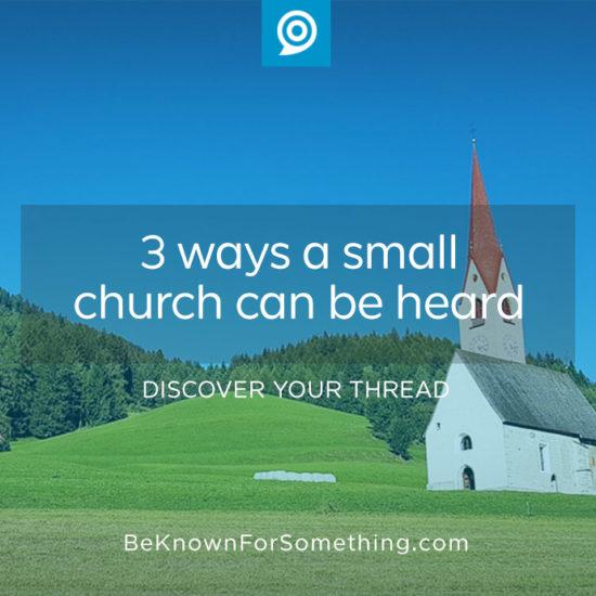small church brand