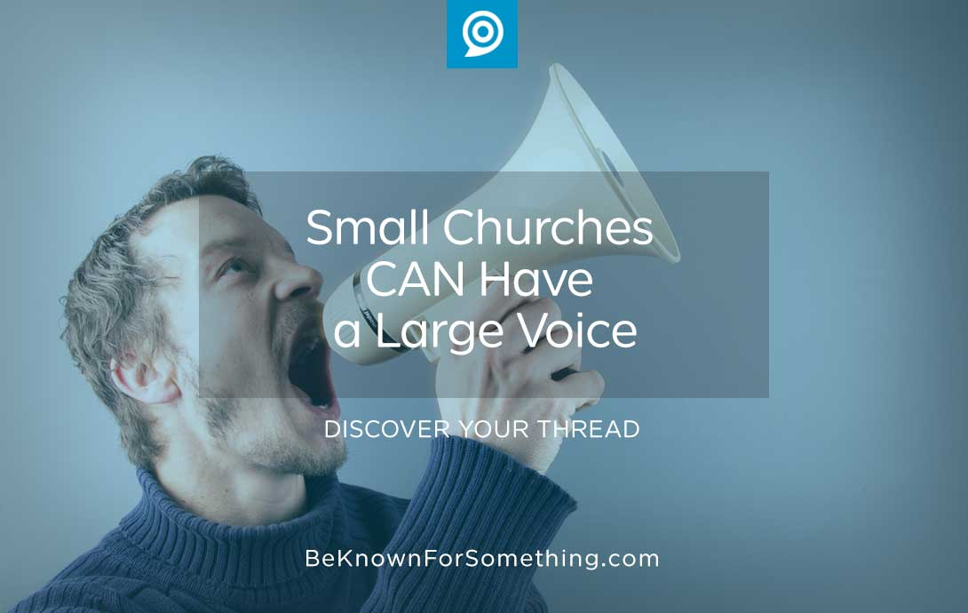 Small Church Big Voice