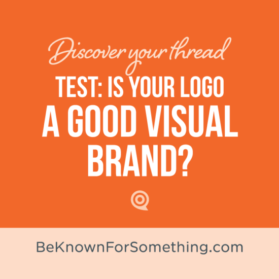 Is Your Logo a Good Visual Brand?