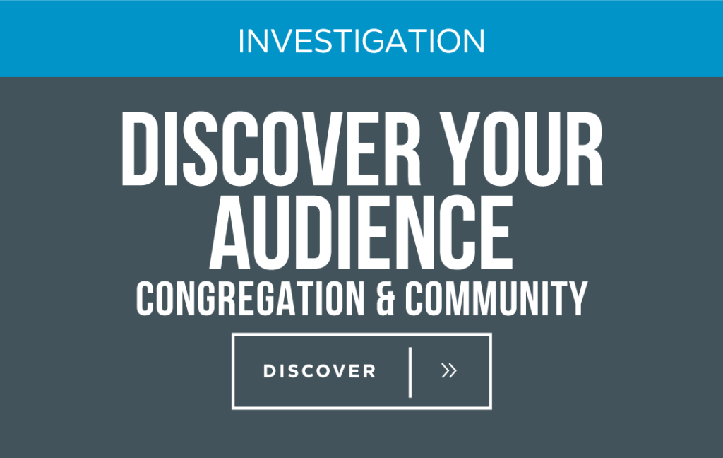 Discover Your Audience Strategy