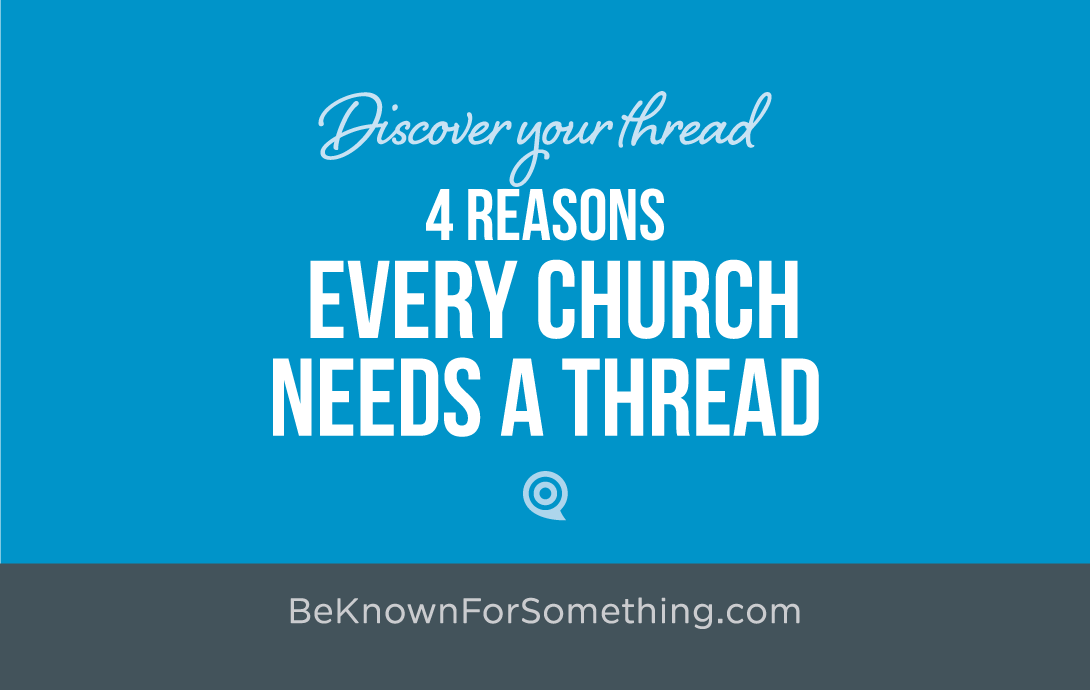 4 Reasons for a Thread
