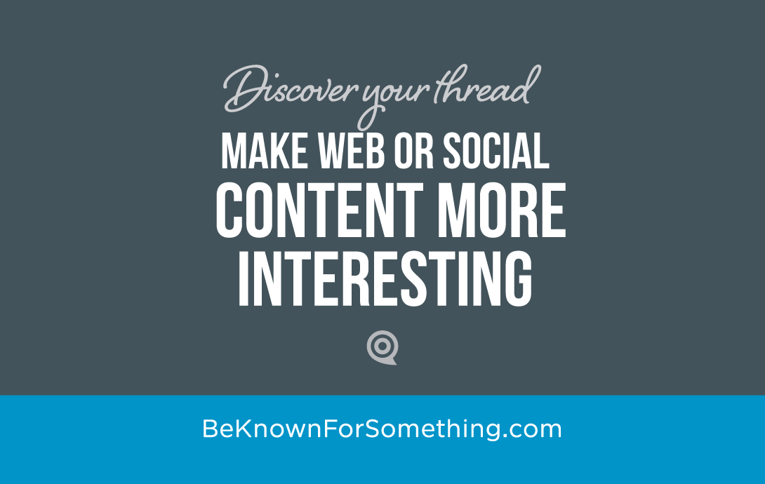 6 Steps to Make Content Interesting