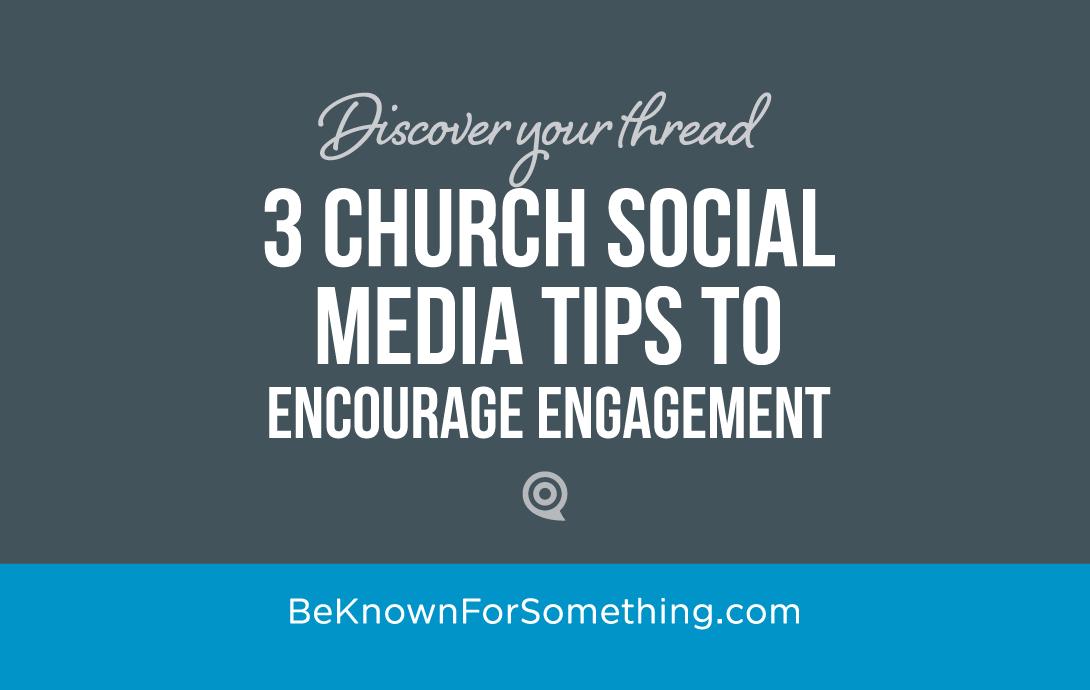 3 Social Media Tips