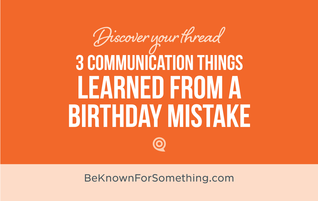 Things I learned from my Birthday