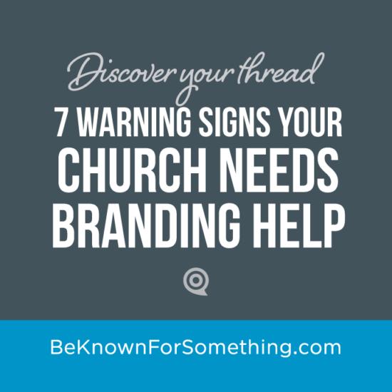 Signs your Branding Needs Help
