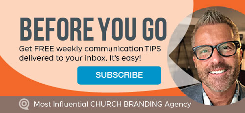 Subscribe to Church Branding Email