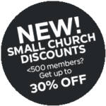 Small Church Discount