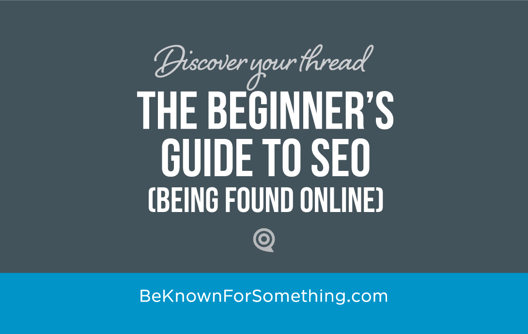 The beginners guide to Church SEO