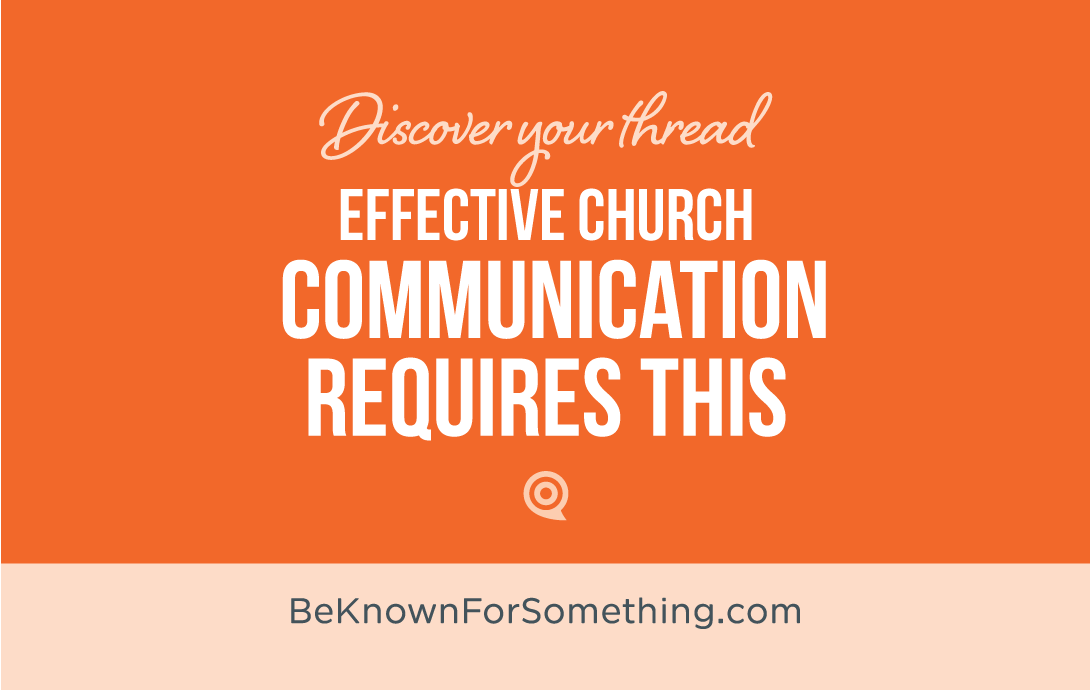 Effective Church Communication
