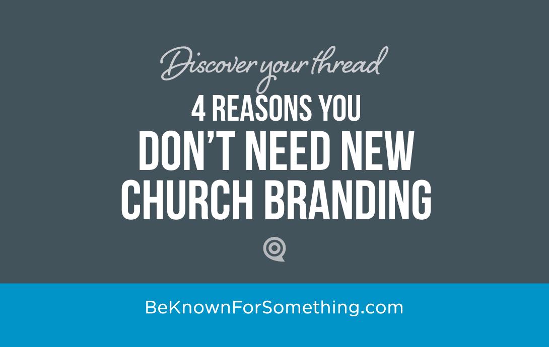 Don't Need Branding