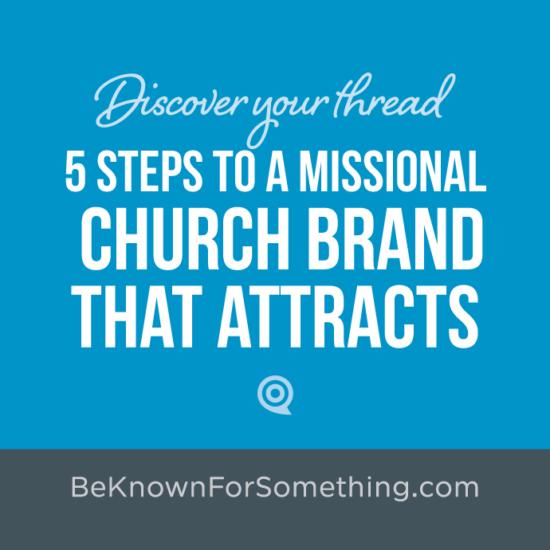 Missional Church Brand