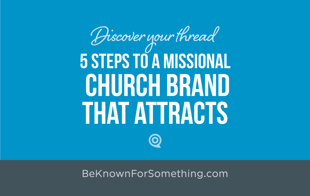 Missional Church Brand