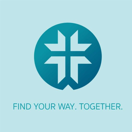 Tallowood Baptist Church Logo | Find Your Way. Together.