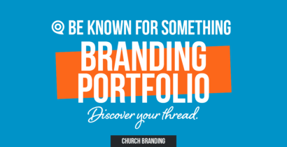 Be Known for Something Branding Portfolio