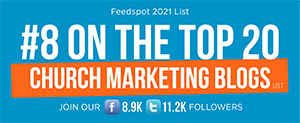 Top Church Marketing Blog